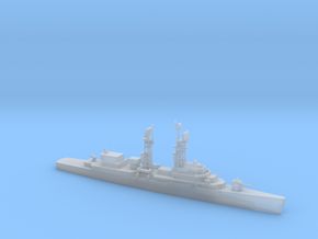 1/1250 Scale USS John Pual Jones DDG-34 Destroyer in Smooth Fine Detail Plastic