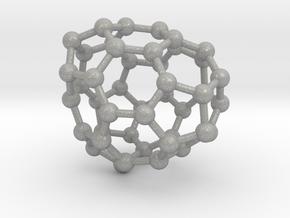 0691 Fullerene c44-63 c1 in Aluminum