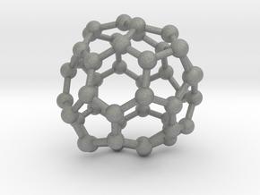 0696 Fullerene c44-68 c1 in Gray PA12
