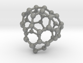 0699 Fullerene c44-71 cs in Gray Professional Plastic
