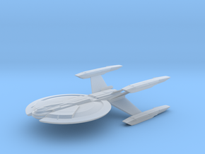 Cardenas class - Attack Wing / 5.5cm - 2.1in in Smooth Fine Detail Plastic