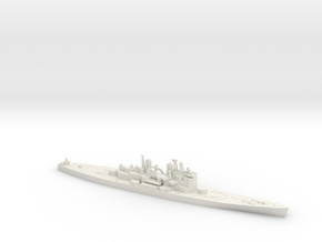 1/700 HMS Vanguard in White Natural Versatile Plastic