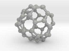 0704 Fullerene c44-76 c1 in Aluminum