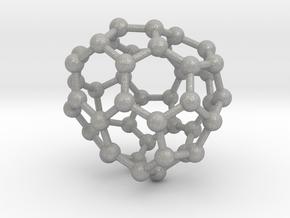 0707 Fullerene c44-79 c1 in Aluminum