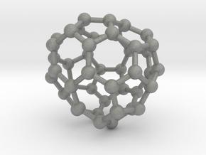 0707 Fullerene c44-79 c1 in Gray PA12