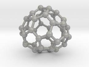 0715 Fullerene c44-87 c1 in Aluminum