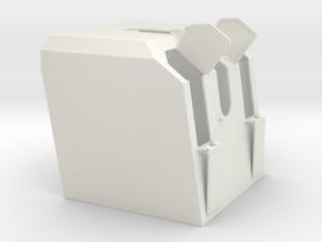 Hood for Gun 105 mm SK C 32 in 1 zu 35 20180704 in White Natural Versatile Plastic