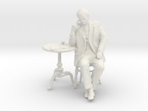 Printle C Homme 1454 - 1/24 - wob in White Natural Versatile Plastic