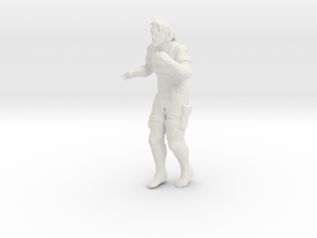 Printle V Homme 1459 - 1/24 - wob in White Natural Versatile Plastic