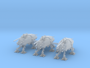 3mm AT-TE Walkers (3) in Smooth Fine Detail Plastic