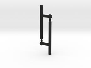 Tonfa Set for ModiBot in Black Premium Versatile Plastic