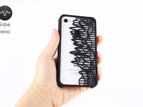 The Vibe iPhone Case - 29081157:44.76 in Black Strong & Flexible