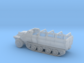 Type1_hoha_10mm in Smooth Fine Detail Plastic
