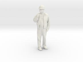 Printle V Homme 1527 - 1/24 - wob in White Natural Versatile Plastic