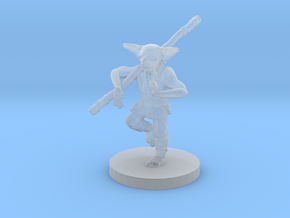 Goblin Monk - Small Humanoid in Smooth Fine Detail Plastic