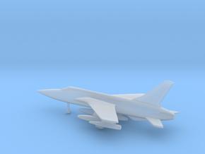 Republic F-105D Thunderchief in Smooth Fine Detail Plastic: 6mm