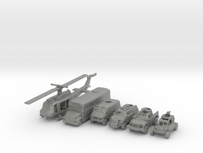 Terminator Resistance Vehicles 1/200 in Gray PA12
