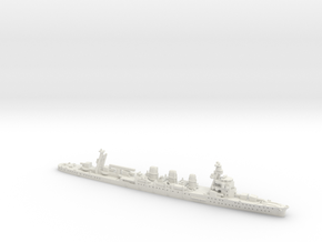 IJN CL Abukuma [1941] in White Natural Versatile Plastic: 1:1200