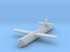 (1:144) DFS Jabo mit Lorinantrieb (Straight wings  in Smooth Fine Detail Plastic