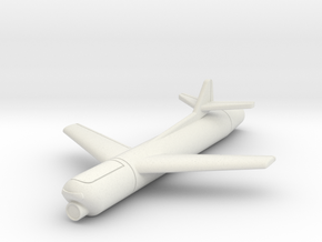 (1:144) DFS Jabo mit Lorinantrieb (Swept wings) in White Natural Versatile Plastic