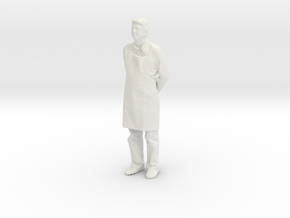 Printle C Homme 1570 - 1/24 - wob in White Natural Versatile Plastic