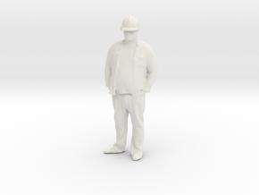 Printle C Homme 1588 - 1/24 - wob in White Natural Versatile Plastic