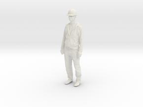 Printle C Homme 1595 - 1/24 - wob in White Natural Versatile Plastic