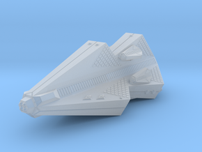 3788 Scale Tholian Pocket Battleship with Gunboats in Smooth Fine Detail Plastic