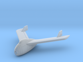 (1:285) Blohm & Voss BV P 212.01 in Smooth Fine Detail Plastic