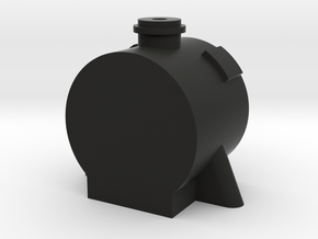 TWR A3 Smokebox in Black Natural Versatile Plastic