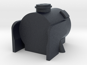 TWR A1 Peppercorn Smokebox in Black PA12