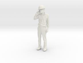 Printle C Homme 1605 - 1/24 - wob in White Natural Versatile Plastic