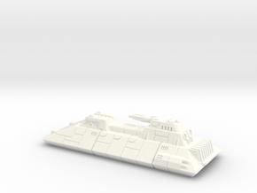 1/72 Imperial 1L Tank in White Processed Versatile Plastic