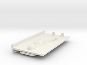 Cosmiton W Femme 001 -1/24 in White Natural Versatile Plastic