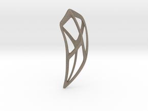 Raptor Claw in Matte Bronzed-Silver Steel