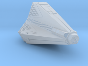 3788 Scale Tholian Heavy War Destroyer (HDW) SRZ in Smooth Fine Detail Plastic