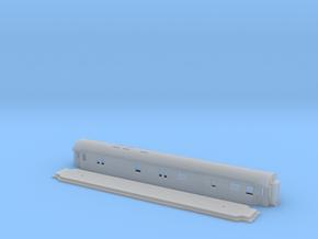 DFo18 - Swedish passenger wagon in Smooth Fine Detail Plastic