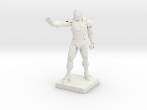 Printle V Homme 628 - 1/35 in White Natural Versatile Plastic