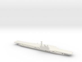 1/1250 ScaleHMS Victorious R38 1960 in White Natural Versatile Plastic