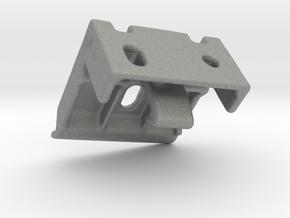 Shade Bracket 302 Kirsch Levolor Plastic in Gray PA12