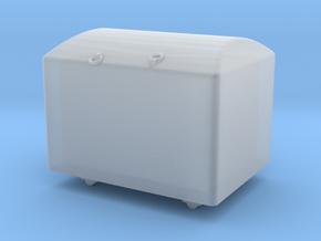 pa-Behälter Eikrt DB in Smooth Fine Detail Plastic