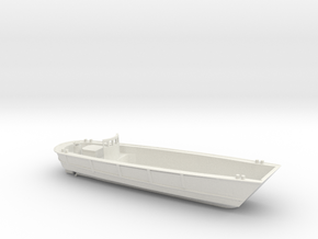 1/72 Scale IJN Daihatsu Landing Craft in White Natural Versatile Plastic