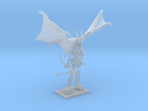 Fantasy Figures 21 - Half Demon in Smooth Fine Detail Plastic
