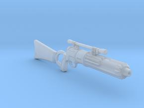 1/3rd Scale Boba Fett Blaster  in Smooth Fine Detail Plastic