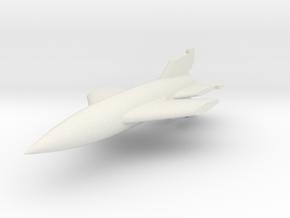 (1:285) Gleiter A4 V12c (aka A4b) in White Natural Versatile Plastic