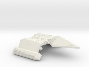 3788 Scale Neo-Tholian Dreadnought SRZ in White Natural Versatile Plastic