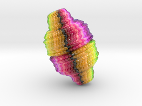 Vault Cytoplasmic Ribonucleoprotein (Large) in Glossy Full Color Sandstone
