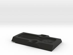 RMR Zev recreation in Black Natural Versatile Plastic