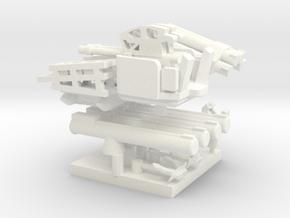 Thetis / Najade, Details (1:100, RC) in White Processed Versatile Plastic