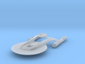 """Discovery time line USS AKIRA V3 5"""" in Smooth Fine Detail Plastic"""
